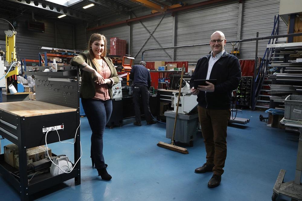 Nicole van 't Wout & Arjan na de Voorde
