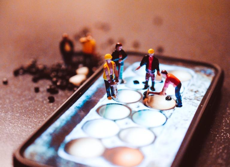 Doeners in de bouw gaan digitaal
