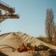 De wereld van zand en grind
