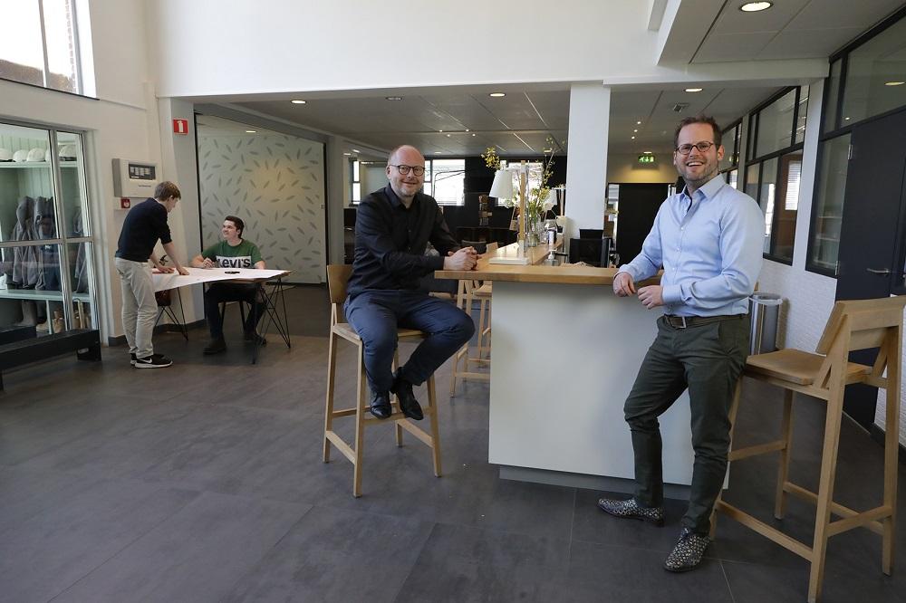 Richard Walet en Marco Mabélis