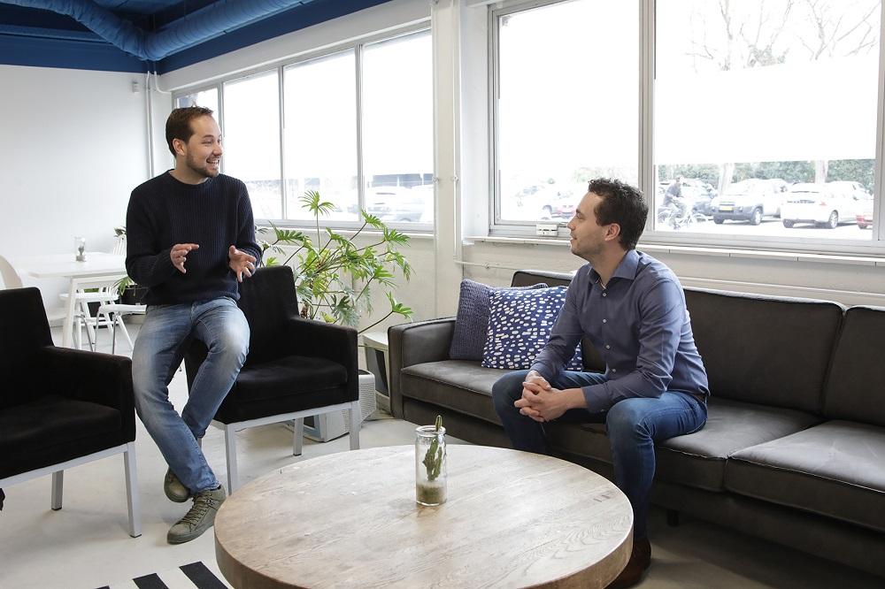 Rick Olsthoorn & Karel Regelink