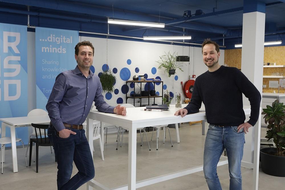 Karel Rengelink & Rick Olsthoorn